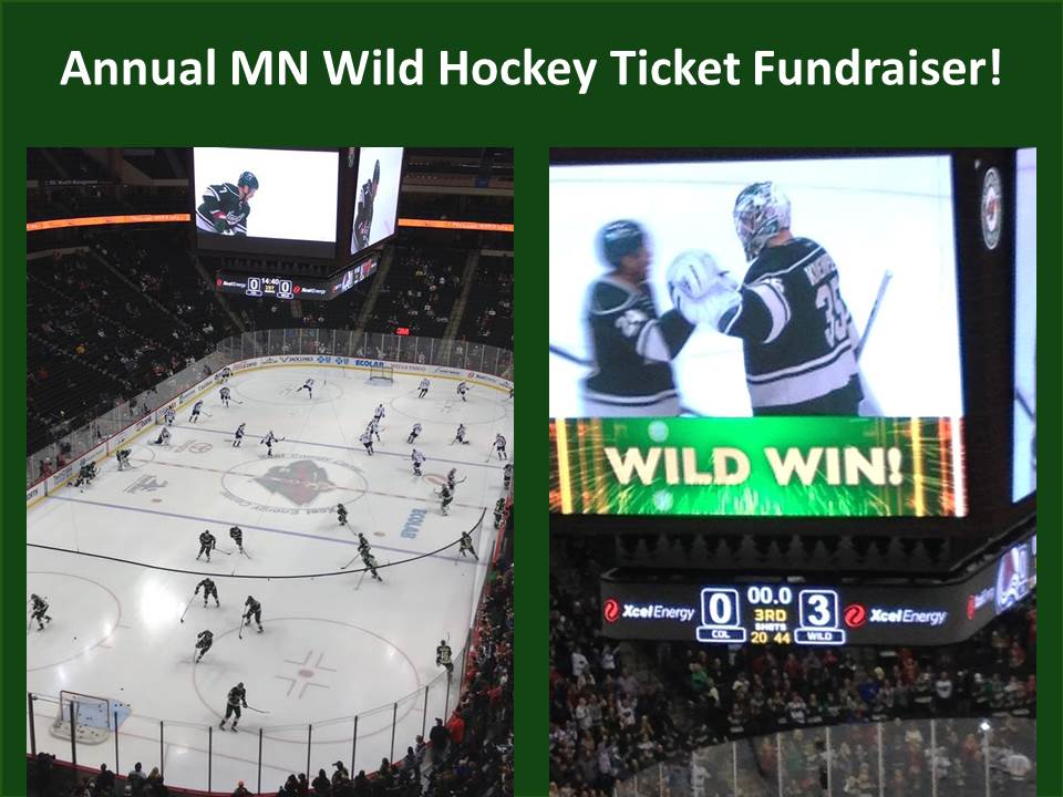 LTAR's Annual MN Wild Hockey