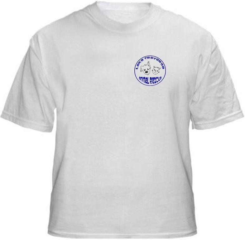 LakeTraverseAnimalRezcue tshirt front